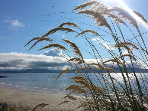 Ballinskelligs beach. Picture by Elena Cristofanon