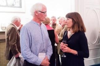 Duncan Stewart and Jane Seymour