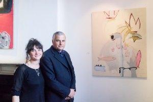 Natasha Pike and Peter Murray