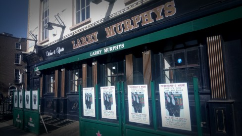 Lost  Larry Murphy's, Lower Baggot Street