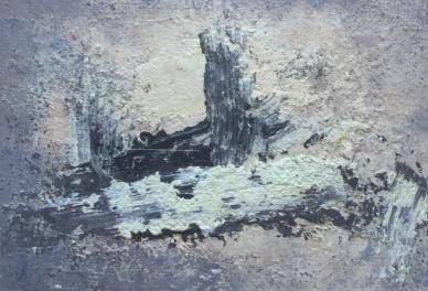 JOHN KINGERLEE_'As You Like It', Oil on board, 43 x 30cm