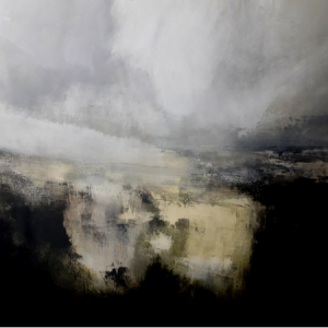Ken Browne, 'Southwest of Ireland Landscape', Mixed media on canvas