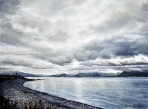 Sarah Corner, 'Pale Morning Light', Oil on linen, 1280 x 951cm